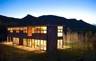 Flatpack house en Estados Unidos
