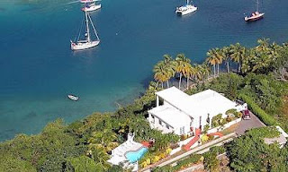 Villa en el Caribe