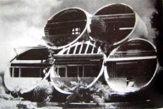 Diseño de viviendas cilíndricas