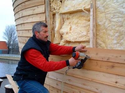 Constructor del arca holandesa