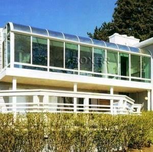 Arquitectura de casas cerramientos de balcones terrazas for Precios de toldos para balcones