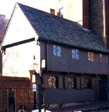 Casa medieval en USA