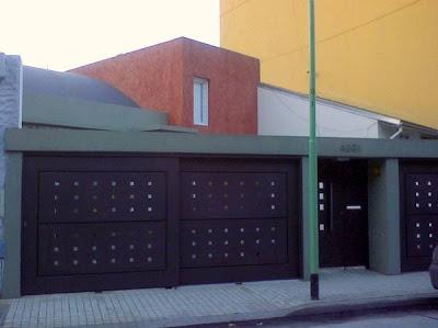 Casa moderna estilo Contemporáneo