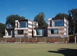 Herringbone Houses
