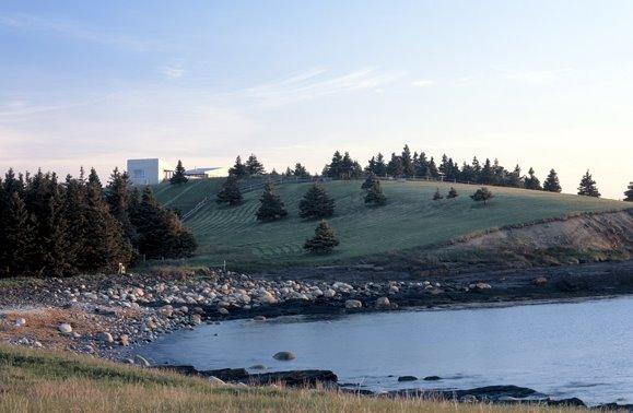 Arquitectura residencial canadiense original