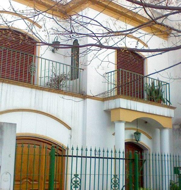 Arquitectura De Casas Casa Estilo Colonial Moderno Bs