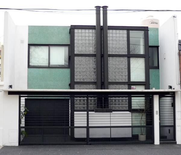Arquitectura de casas casa urbana contempor nea de - Diferencia entre arquitectura moderna y contemporanea ...