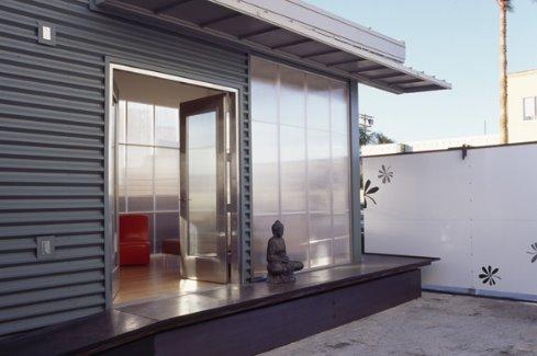 Vivienda económica americana casa móvil de nuevo diseño