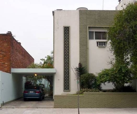 Arquitectura de casas una casa racionalista argentina - Arquitectura de casas ...