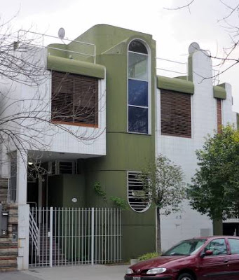 Viviendas arquitectura contemporánea