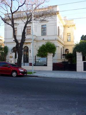 Mansión en Argentina