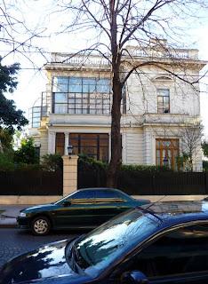 Mansión en Buenos Aires