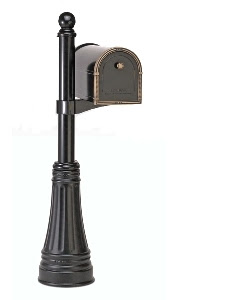 Residential mailbox