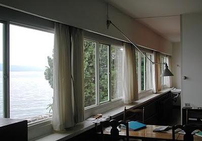 Casa en Suiza de Le Corbusier