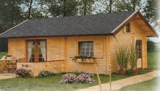 Arquitectura de casas chalet n rdico de madera espa a - Casas de madera y mas com ...