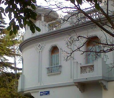 Vivienda en esquina estilo Art Deco