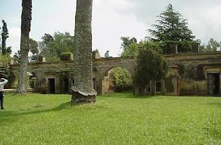 La Alameda - ruinas