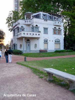 Fachada Art Nouveau
