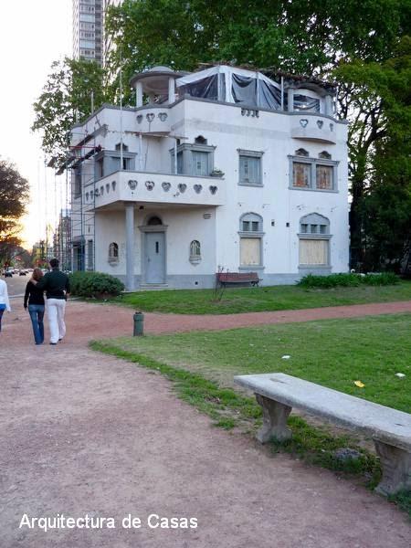 Arquitectura de casas restauraci n de casa art nouveau - Restauracion de casas ...