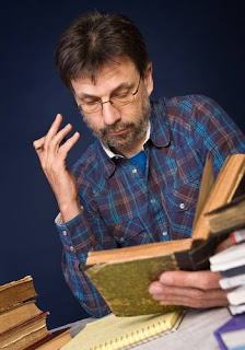 Lector de libros - Imagen de www.sxc.hu