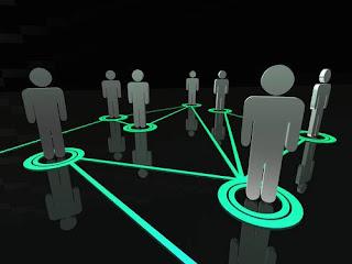 Red de personas - Imagen de www.sxc.hu