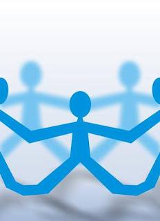 Unión con las personas - Imagen de www.sxc.hu