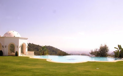 Piscina villa
