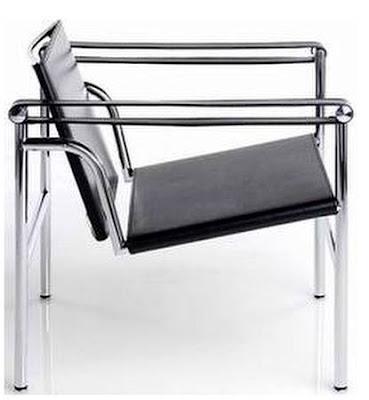arquitectura de casas sill n le corbusier lc1 argentina. Black Bedroom Furniture Sets. Home Design Ideas
