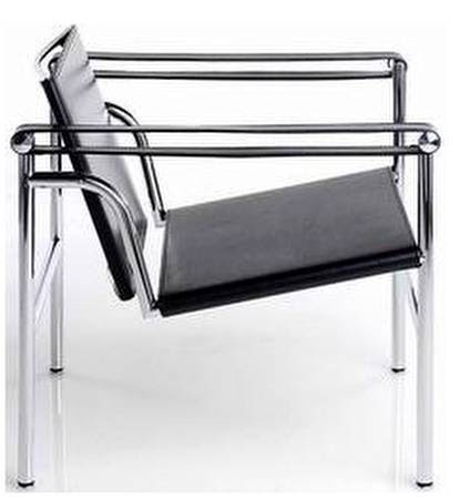 arquitectura de casas sill n le corbusier lc1 argentina. Black Bedroom Furniture Sets. Home Design Ideas