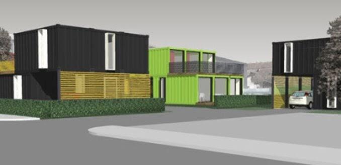Arquitectura de casas peque as casas para familias j venes for Arquitectura casas pequenas