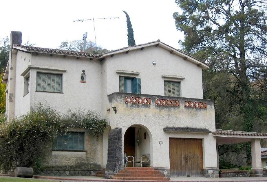 Arquitectura de casas chalet estilo italiano argentina - Casas de estilo italiano ...