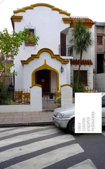 Arquitectura de casas restauraci n de una casa estilo - Decoracion colonial moderno ...