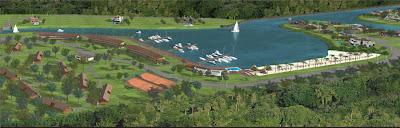 La Isla barrio náutico