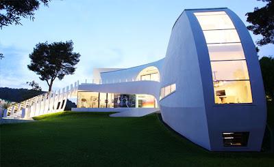 Casa de diseño original avanzado en Mallorca, Islas Baleares