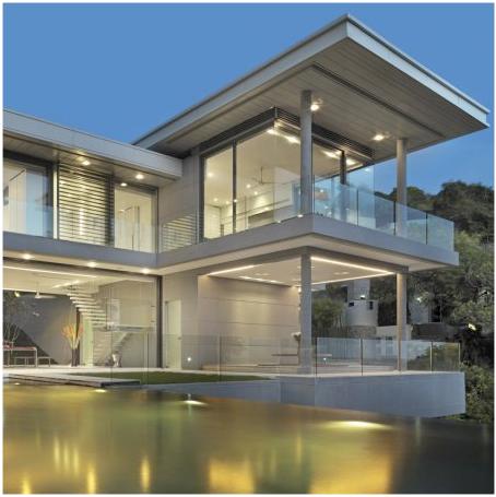 Arquitectura de casas villa de lujo y casas de ensue o for Villa de casas