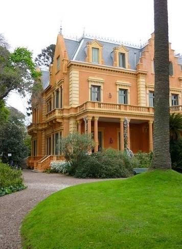 Villa Ocampo restaurada