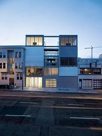 Arquitectura de casas departamentos modernos en san for Arquitectura departamentos modernos
