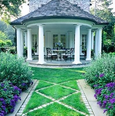 Diseño jardín
