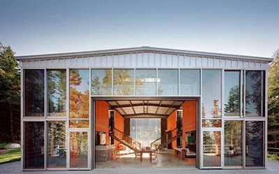 Maine Container House