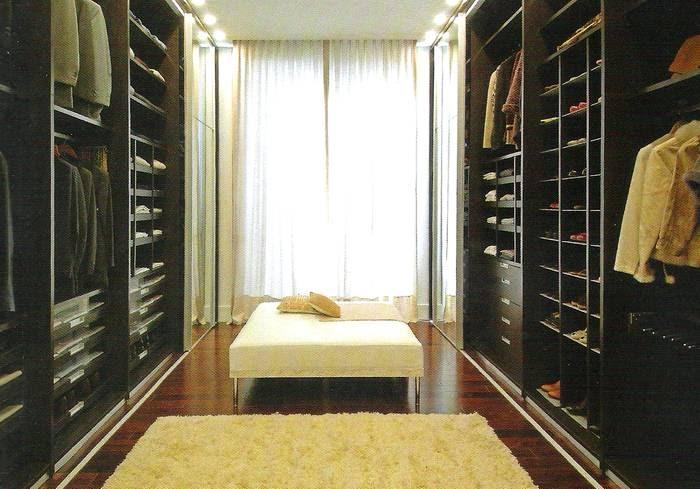 Arquitectura de Casas: Vestidores cuartos de vestir de lujo.