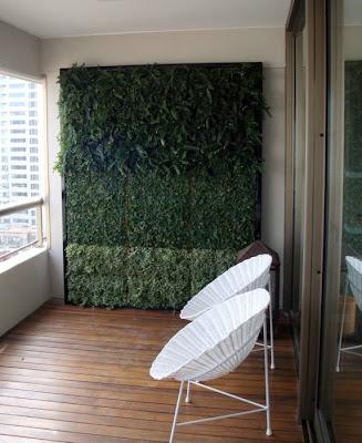 Jardin en balcón corrido