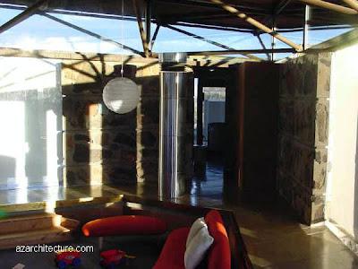 Interior vidrios