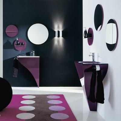 Modelo baño de diseño