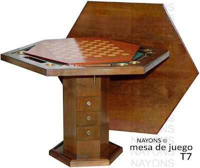 Mesa abierta