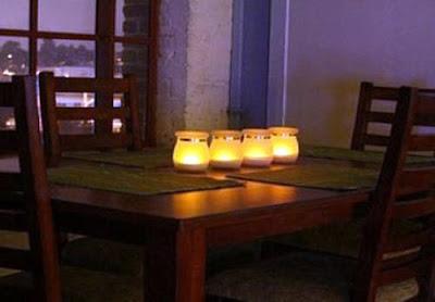 Iluminación mesa