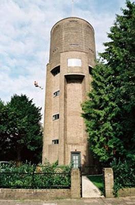 Torre reciclada