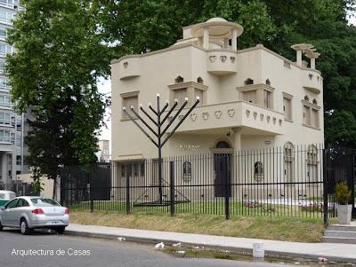 Casa Art Nouveau restaurada
