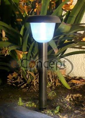 Farola a LEDs