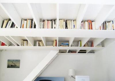 Biblioteca entrepiso