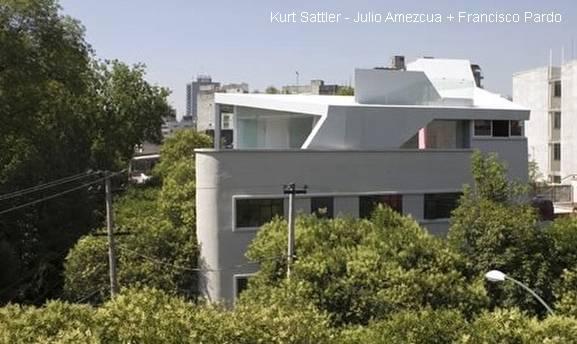 Casa en terraza diseño moderno